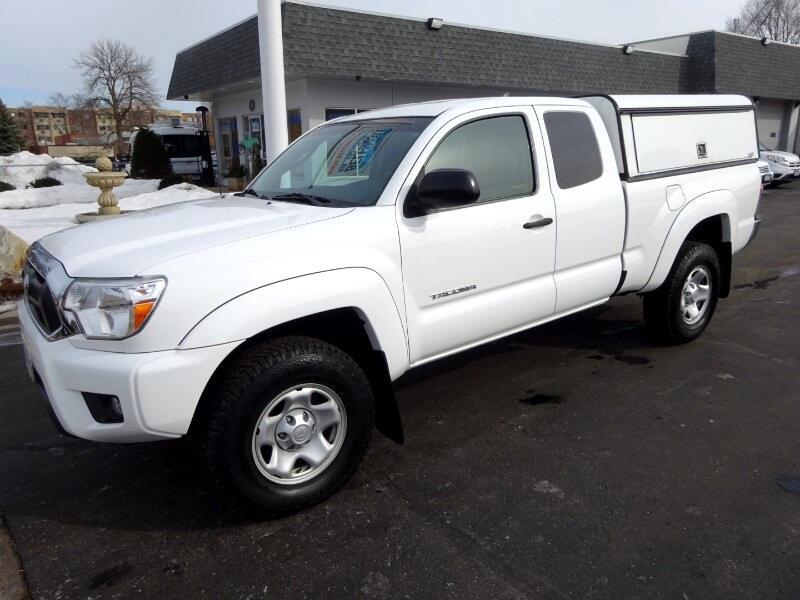2014 Toyota Tacoma 4WD Access Cab V6 AT (Natl)