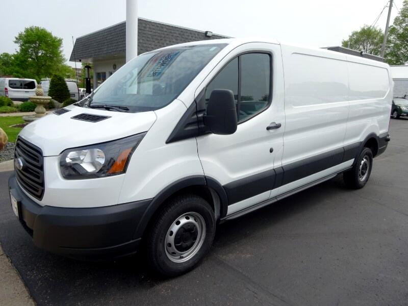 2017 Ford Transit T250 Cargo Van Extended Low Roof 148