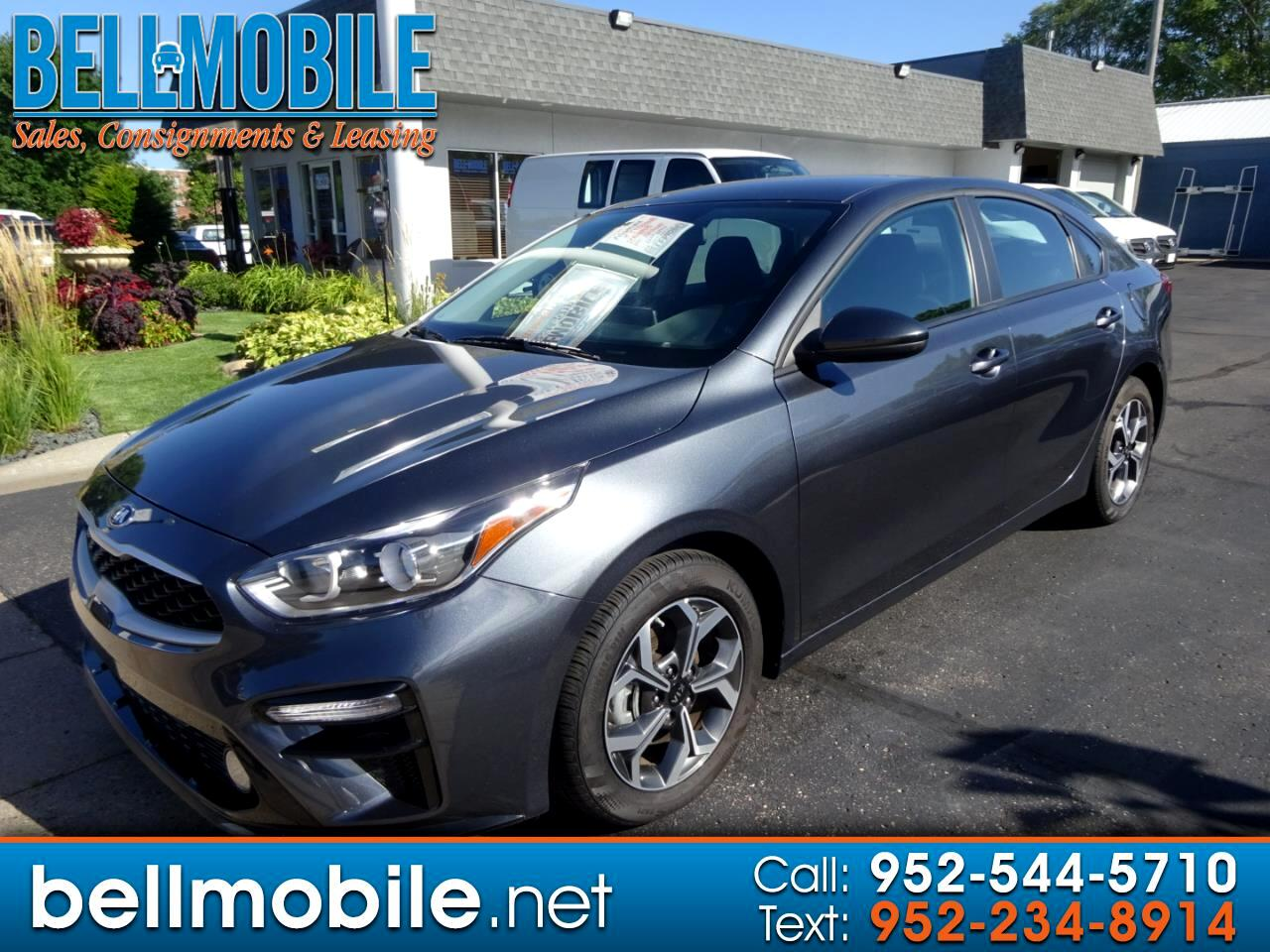 used 2020 kia forte lxs ivt for sale in hopkins mn 55343 bellmobile inc bellmobile inc