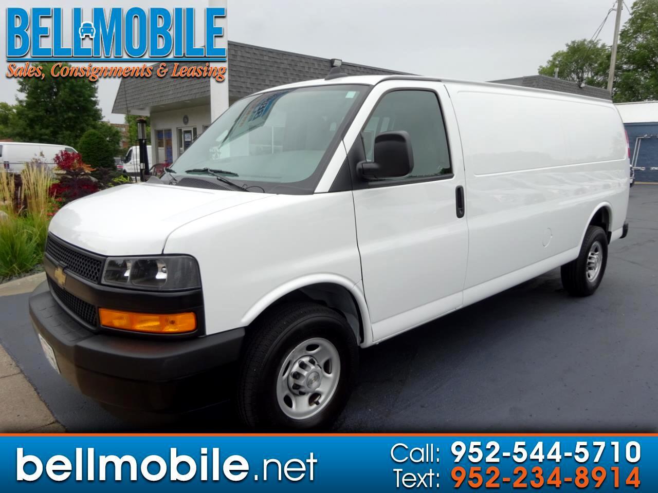 Chevrolet Express Cargo Van  2020