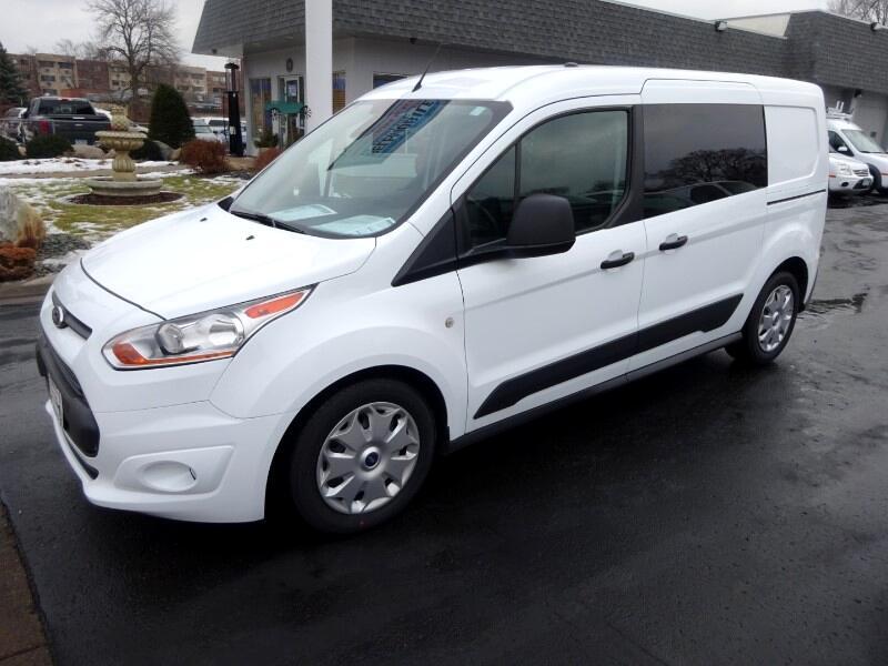 2016 Ford Transit Connect Cargo Van XLT LWB
