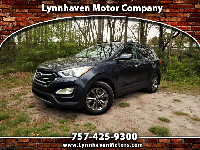 2015 Hyundai Santa Fe Leather Int., Blind Spot Monitor, Rear Camera, 20k