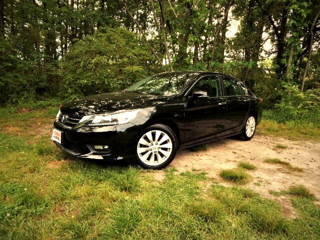 2015 Honda Accord EX-L, Navigation, Side & Rear Cameras, Leather, Su