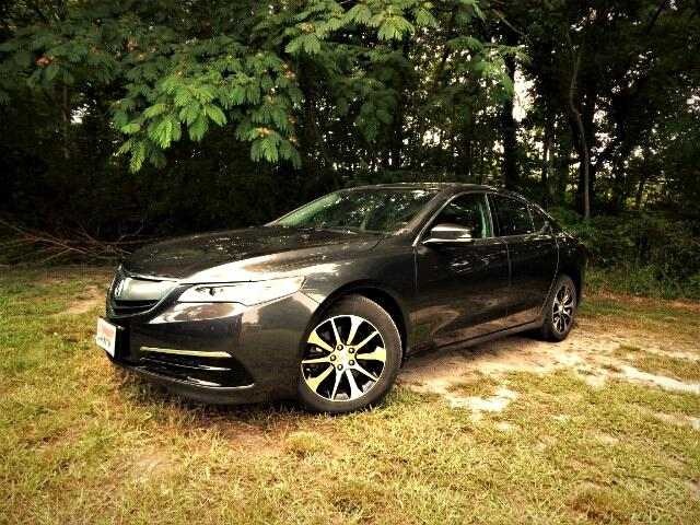 2015 Acura TLX Technology Pkg, Navigation, One owner, 26k Miles!