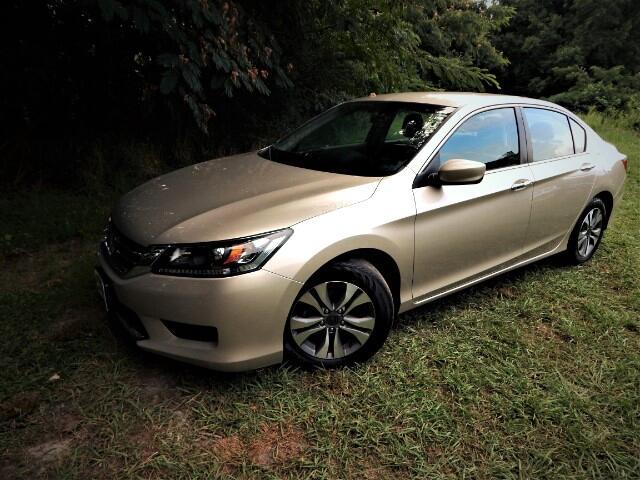 2015 Honda Accord LX Sedan, Rear Camera, Bluetooth, 23k MIles!