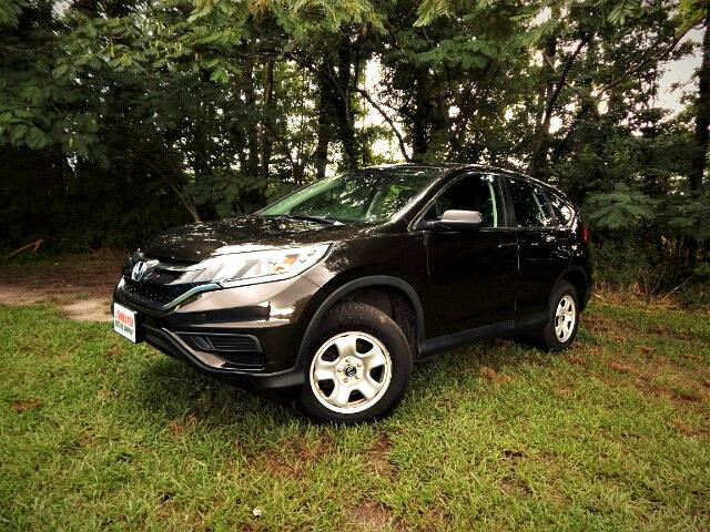 2015 Honda CR-V LX 4WD, Rear Camera, Bluetooth, 27k Miles!