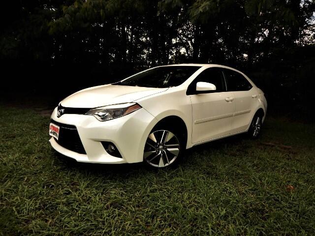 2015 Toyota Corolla LE Eco Plus, Navigation, Sunroof, Rear Camera!