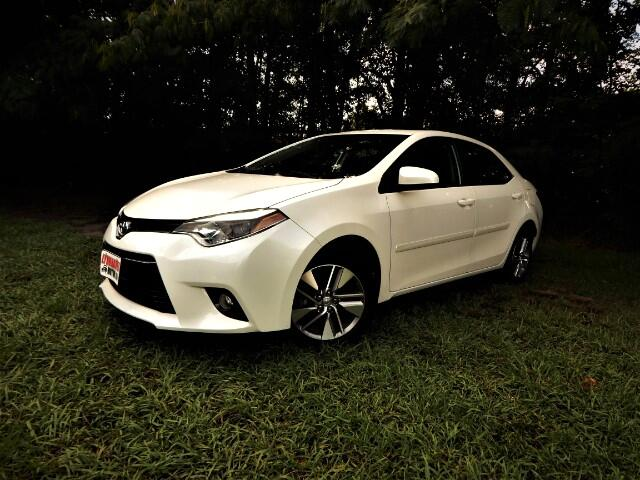 2015 Toyota Corolla LE Eco Plus, Navigation, Sunroof, Rear Camera!