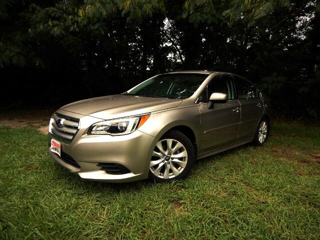 2015 Subaru Legacy Premium, Power Sunroof, Rear Camera, 19k Miles!