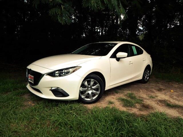 2014 Mazda MAZDA3 i Sport, Keyless Start, Bluetooth, Only 22k Miles,