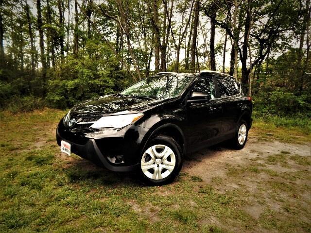2015 Toyota RAV4 LE AWD, Rear Camera, Bluetooth, Only 16k Miles !