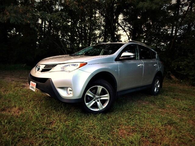 2015 Toyota RAV4 Power Sunroof, Rear Camera, AWD, Only 21k Miles!