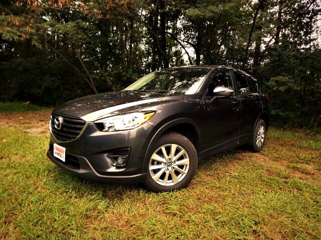 2016 Mazda CX-5 Touring AWD, Navigation, Sunroof, Blind Spot