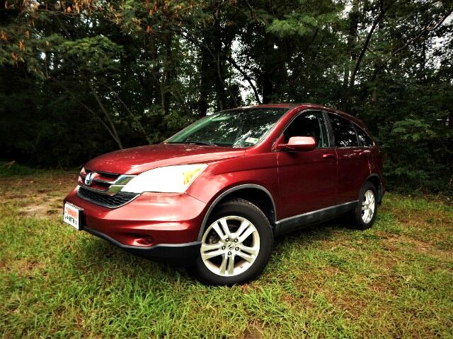 2010 Honda CR-V EX-L w/ Leather Int., Power Sunroof, Well Kept