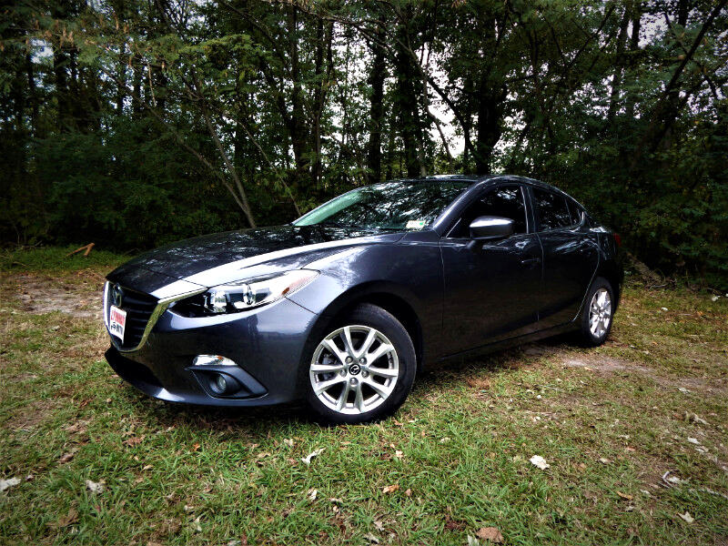 2015 Mazda MAZDA3 GT w/ Leather Int.,Sunroof, Navigation, Blind Spot