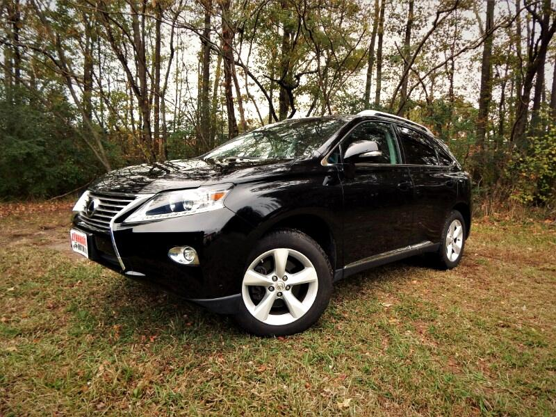 2015 Lexus RX 350 AWD w/ Navigation, Blind Spot, Camera, 24k Miles!