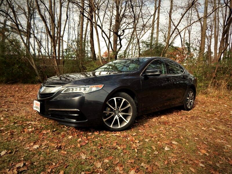 2015 Acura TLX V6 w/ Tech.Pckg.,Navigation,Loaded, Only 14k Miles