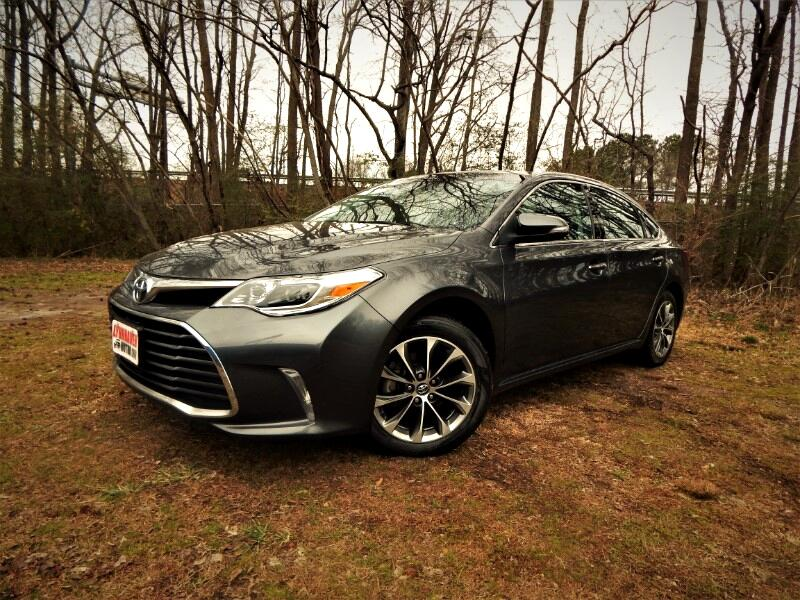 2016 Toyota Avalon XLE Premium,Navigation,Sunroof, Blind Spot,28k Mis
