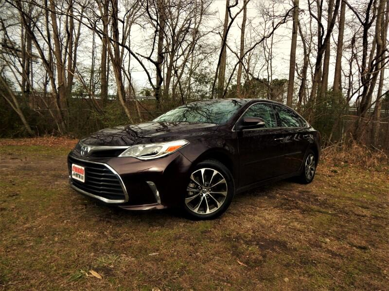 2016 Toyota Avalon XLE Premium,Navigation,Sunroof, Blind Spot,23k Mis