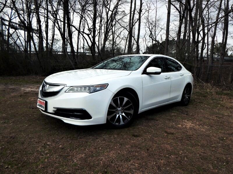 2016 Acura TLX Power Sunroof,Leather Int, One Owner, 26k Miles!