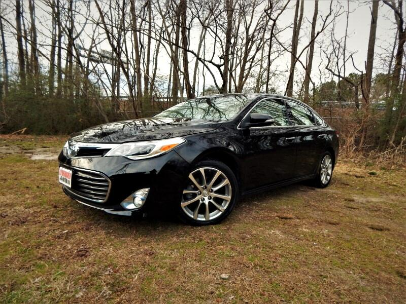 2015 Toyota Avalon XLE Touring, Navigation,Sunroof,Leather,Camera!
