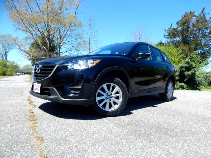 2016 Mazda CX-5 Sport AWD Rear Camera,Bluetooth,21k Miles!