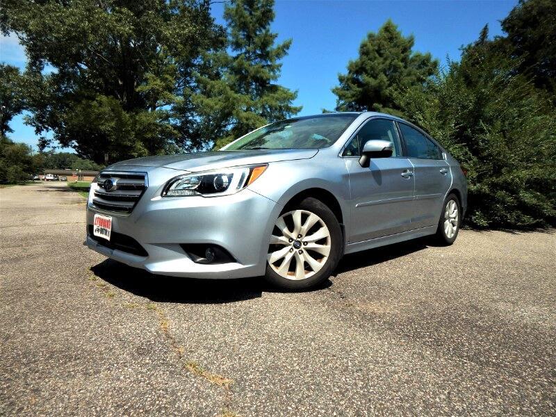 2017 Subaru Legacy Premium w/ Navigation,Sunroof,Eagle Eye,Loaded!