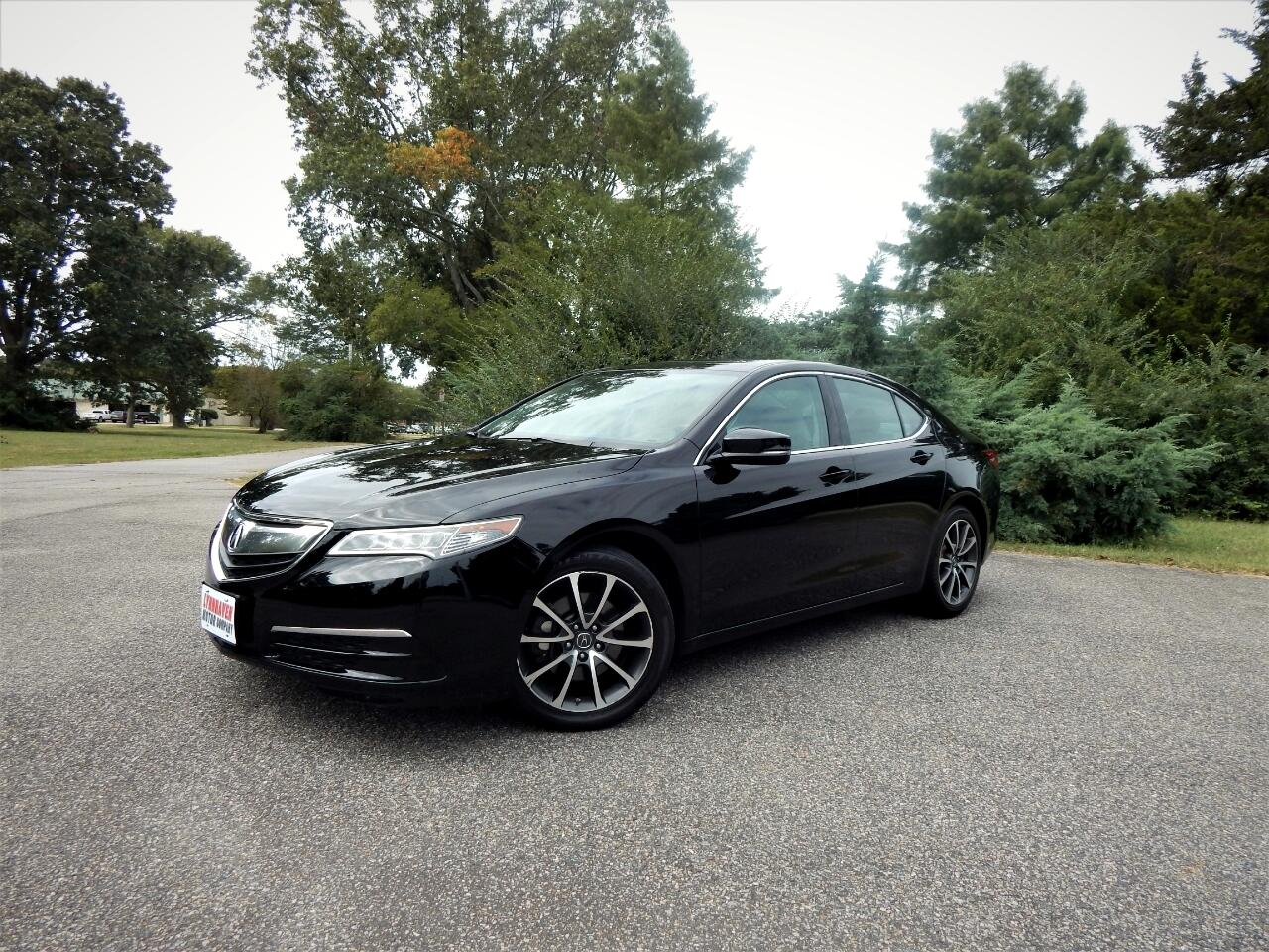 2016 Acura TLX V6 w/ 22k MIles, One Owner!