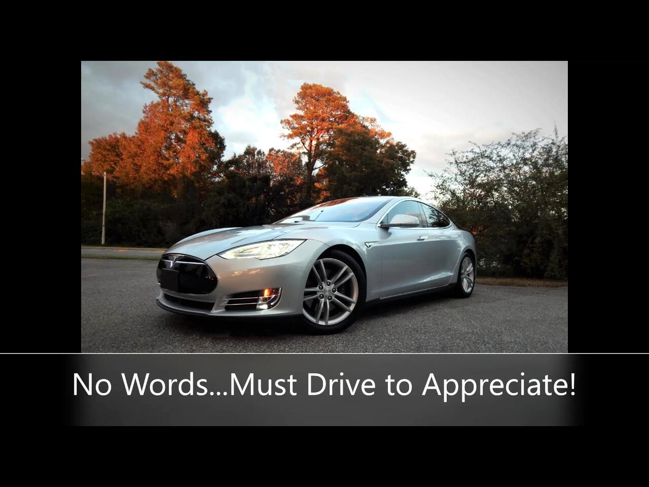 Tesla Model S 4dr Sdn AWD 90D 2016