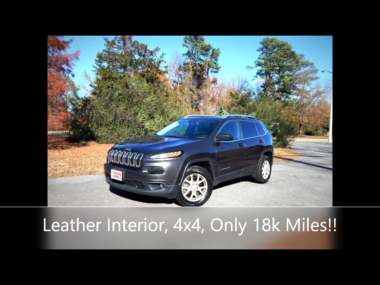 Jeep Cherokee Latitude 4WD 2016