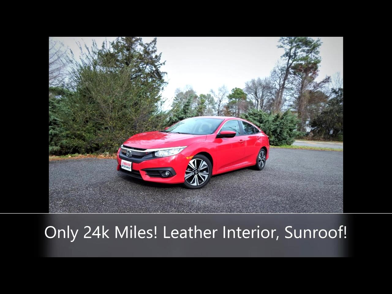 Honda Civic EX-L Sedan 2016