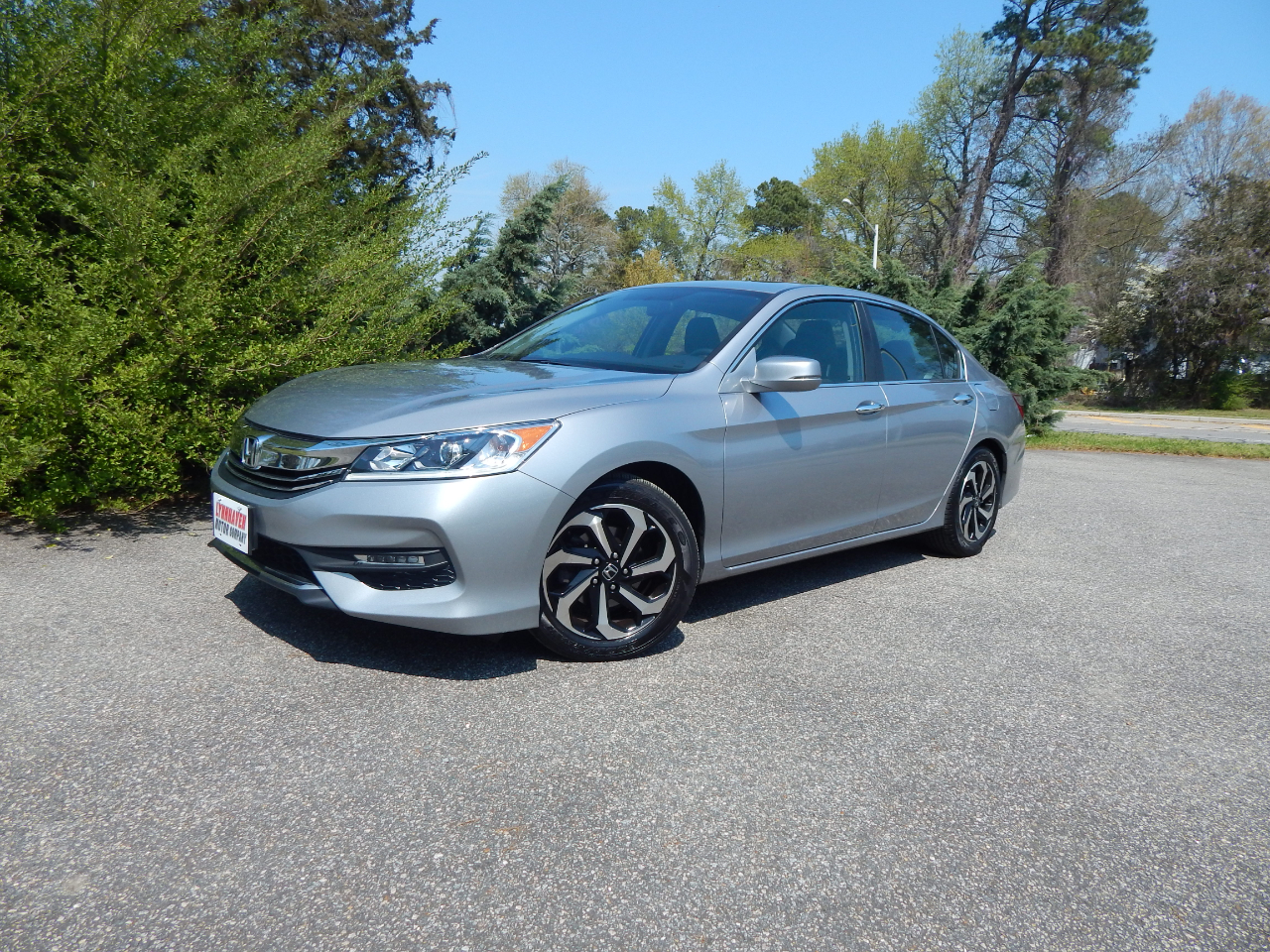 Honda Accord EX Sedan CVT 2017