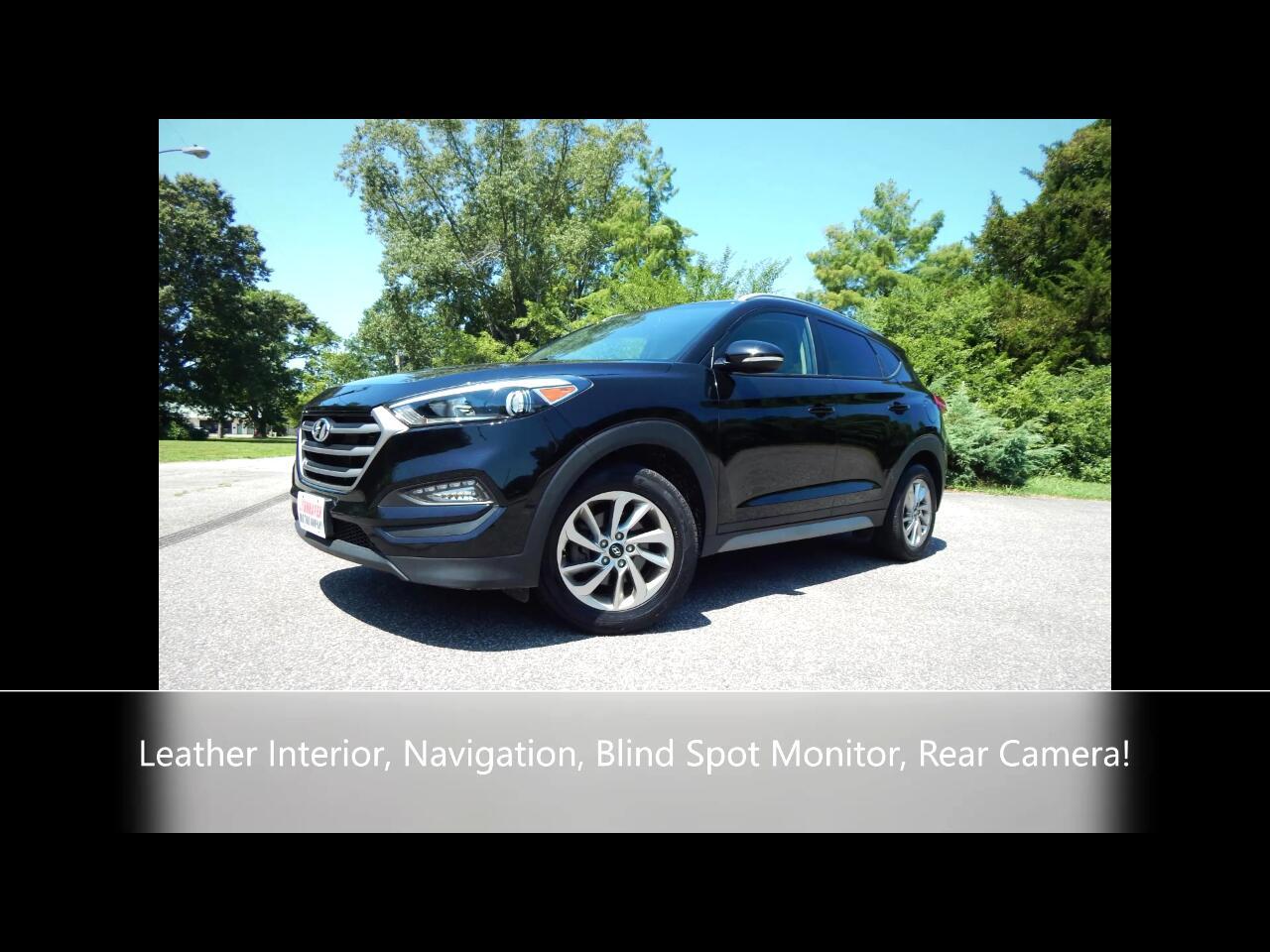 Hyundai Tucson SE w/Preferred Package 2017