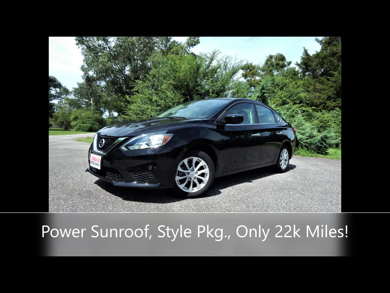 Nissan Sentra SV CVT *Ltd Avail* 2017