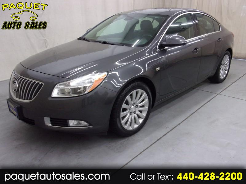 2011 Buick Regal 4dr Sdn CXL RL4 (Russelsheim) *Ltd Avail*