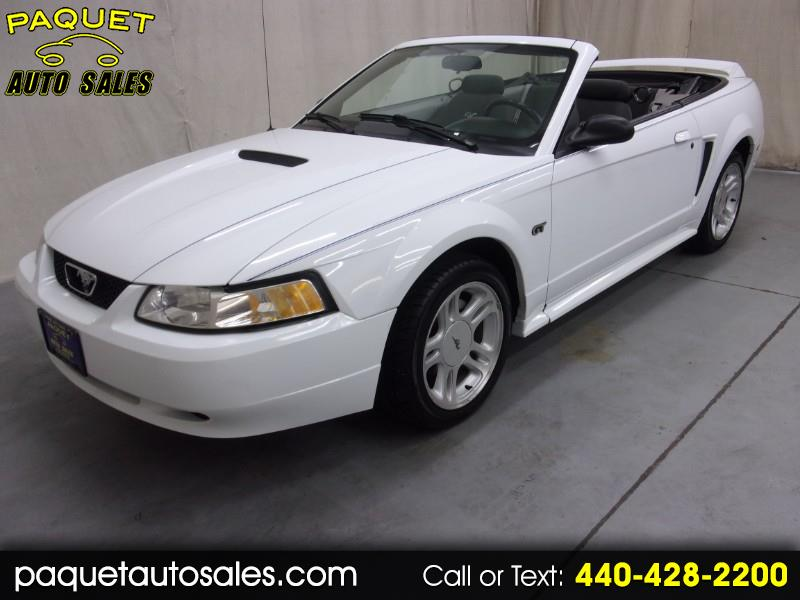 2000 Ford Mustang 2dr Convertible GT