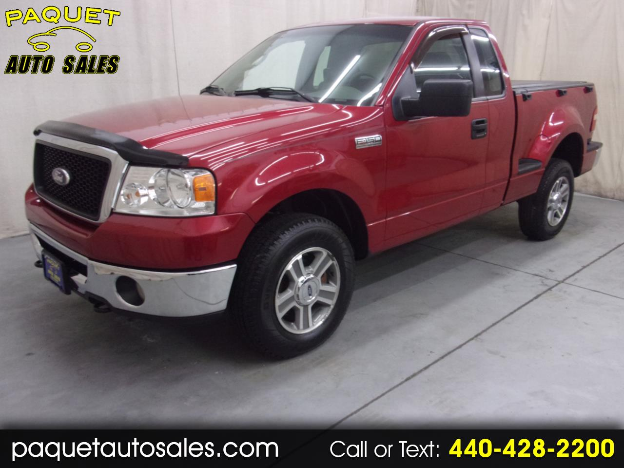 2008 Ford F-150 XLT 6.5-ft. Bed Flareside 4WD