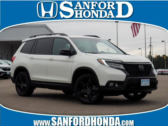 Honda Passport Elite 2019