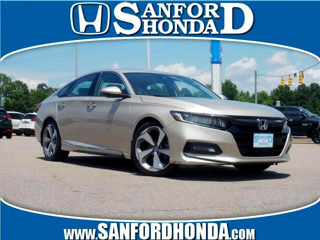 Honda Accord Touring CVT 2018