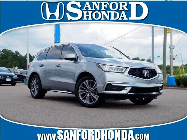 Acura MDX 9-Spd AT w/Tech Package 2017