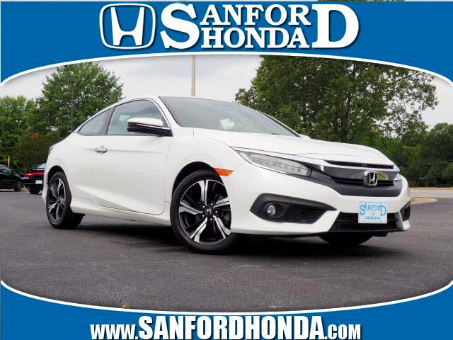 Honda Civic EX-L Coupe CVT 2016