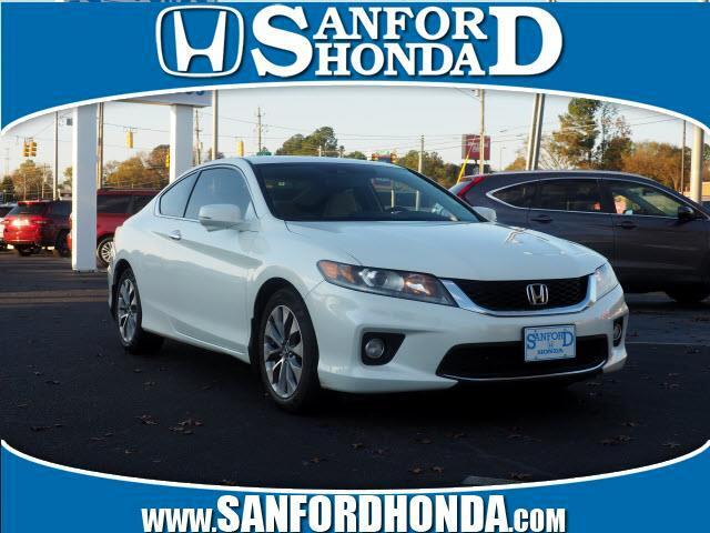 Honda Accord EX-L Coupe CVT 2015