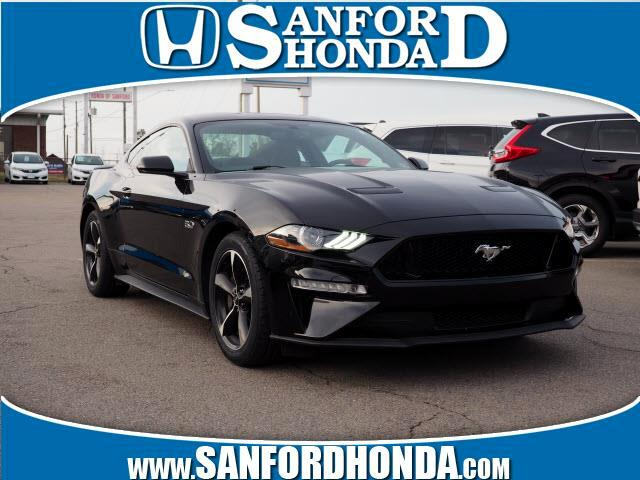 Ford Mustang GT Coupe 2018