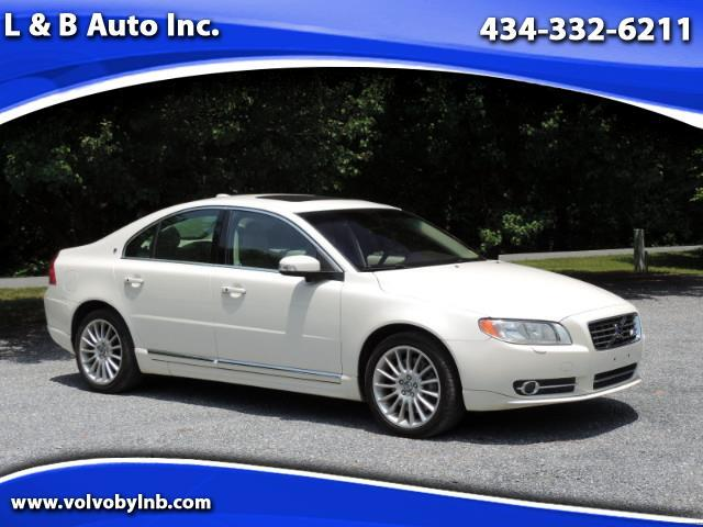 2009 Volvo S80 V8 AWD Executive Edition