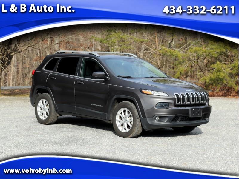 Jeep Cherokee Latitude 4WD 2015