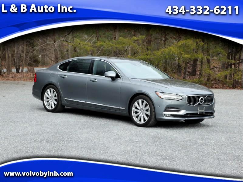 Volvo S90 T6 Inscription AWD 2018