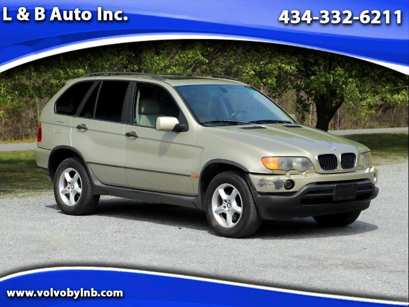BMW X5 3.0i 2001