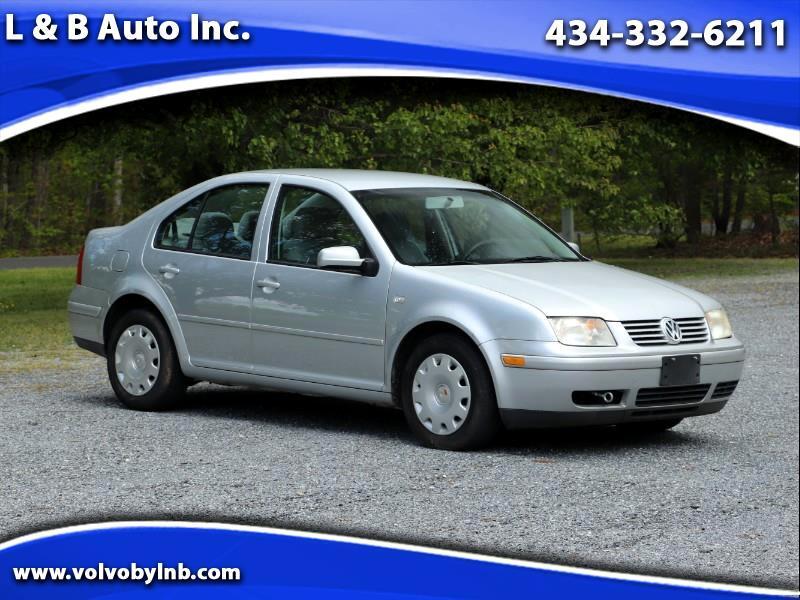 Volkswagen Jetta GLS 2.0 2002