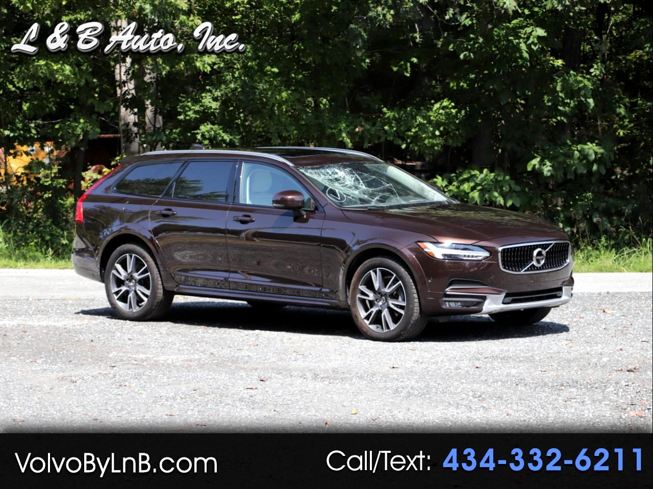 Volvo V90 Cross Country T6 AWD 2017
