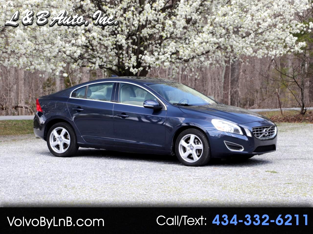 Volvo S60 2.5L Turbo 2013